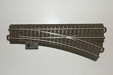 Märklin H0 - 24612 Weiche rechts - C-Gleis -Top Zustand