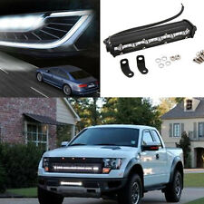 "7"" 18W COMBO LED LIGHT BAR DRIVING LAMP WORK FOR SUV ATV CAR 4WD JEEP UE"