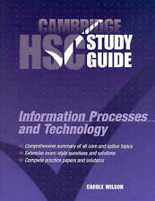 Cambridge HSC Information Processes and Technology Study Guide by Carole Wilson…