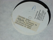 "Mystery Girls: I promise to rock you forever    7""  WHITE LABEL TEST PRESSING"