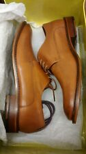 BNIB Ted Baker Men's Irron 3 Darby Smart Shoes Tan brown leather uk 7 EU 41 £125