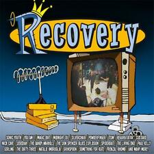 RECOVERY VARIOUS ARTISTS 2 CD & 2 DVD ALL REGIONS PAL NEW