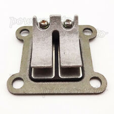 47cc 49cc Engine Reed Valve Block Plate For Pocket Mini Moto ATV Quad Dirt Bike