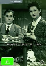 The Flavour Of Green Tea Over Rice (DVD, 2009)