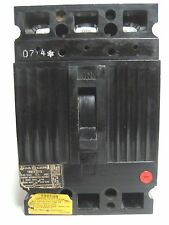 GENERAL ELECTRIC 15 AMP 3 POLE CIRCUIT BREAKER TEB132015 ......... UB-39A