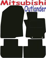 Mitsubishi Outlander Automatic Tailored Deluxe Quality Car Mats 2013-2017