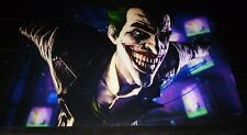 "TROY BAKER Authentic Hand-Signed JOKER ""Batman: Arkham Orgins"" 11x17 photo PROOF"