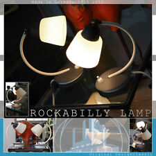 ROCKABILLY VINTAGE MID CENTURY MODERN DESK # TABLE LAMP LAMPE WEGNER PANTON ÈRE