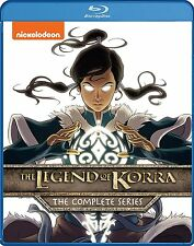 The Legend of Korra: The Complete Series (Blu-ray)(Region Free)(Dec 13)
