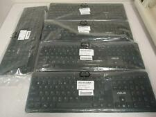 ASUS AK1L Wireless Keyboard PK130HS1C50 Lot of 5 New No Receiver No Mouse