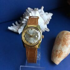 RARE VINTAGE LOUIS ROSSELL NEUCHATEL LADIES AUTOMATIC WRISTWATCH FROM 70s