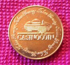 100 x Token Weiterspielmünze  Spielmünzen  Coins  Wertmarken  Medaille