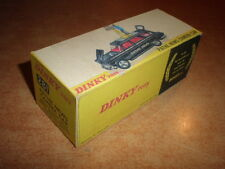 Dinky #281 Pathe News Camera Car     BOX ONLY !!