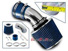 BCP BLUE 2000 2001 2002 2003 2004 2005 Impala 3.8L V6 Short Ram Air Intake Kit