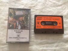 Bob Dylan – Desire Etichetta: CBS – 40-86003 - Musicassetta