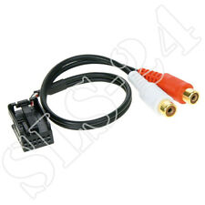 AUX-IN Radio Adapter SKODA VW Golf V Passat Touran Touareg für MFD2 RNS2 16:9