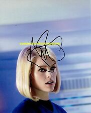 Alice Eve Star Trek Into Darkness Dr Carol Marcus B Autograph UACC RD 96