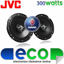 Saab 93 2003 - 2014 JVC 16cm 6.5 Inch 300 Watts 2 Way Front Door Car Speakers