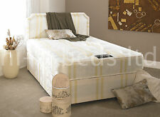 160 BY 200 EUROPEAN/ IKEA SIZE ORTHOPEDIC BED AND MATTRESS - FIRM ORTHOPEDIC BED