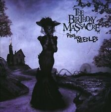 Pins and Needles by The Birthday Massacre (CD, Sep-2010, Metropolis)