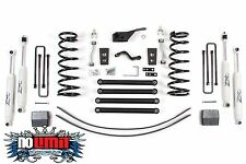"Dodge Ram 5"" Lift Kit 1994-1999 1500 4WD Zone Offroad #D44"