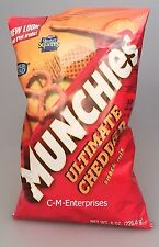 Munchies Ultimate Cheddar Flavored Snack Mix 8 oz Frito Lay
