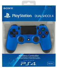 New Original Sony PlayStation PS4 Dualshock 4 Wireless Controller (Wave Blue)