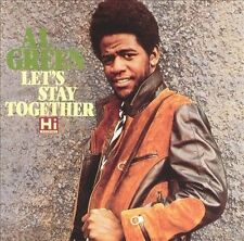 Al Green : Lets Stay Together CD (1993) NEW