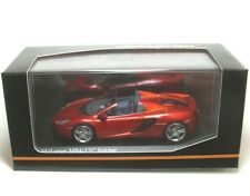 McLaren MP4-12C Spider (orange metallic) 2012