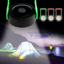 Portable COB LED Magnet Camping Lamp Emergency Work Tent Light Lamp Torch&Hook