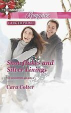 Harlequin Romance the Gingerbread Girls: Snowflakes and Silver Linings 4406...