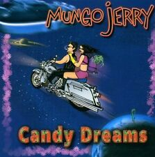 Mangouste Jerry-Candy Dreams CD album NEUF