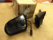 GENUINE ELECTRIC VAUXHALL L/H WING MIRROR CARCASS PART NO:90482045 FITS CORSA B
