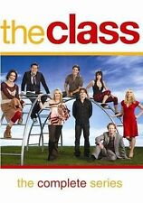 The Class: The Complete Series DVD Jesse Tyler Ferguson, Jason Ritter, Bernthal