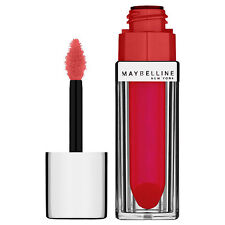 Maybelline ColorSensational  Lip Lacquer Lipstick choose 505 SIGNATURE SCARLET