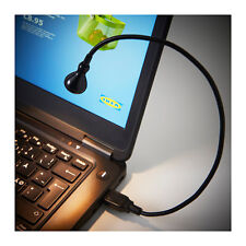 FLEXIBLE LED LAPTOP LIGHT CAMPING KEYBOARD NOTEBOOK MAC PC READING