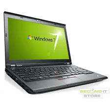 Lenovo ThinkPad X230 Notebook Intel Core i5 2x 2,6 GHz 8 GB RAM 320 GB HDD Win7