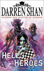 NEW the DEMONATA (10) HELL'S HEROES by DARREN SHAN HARDBACK