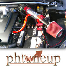 RED fit 2002-2006 NISSAN ALTIMA 3.5 3.5L SE/SE-R/SL AIR INTAKE KIT SYSTEM