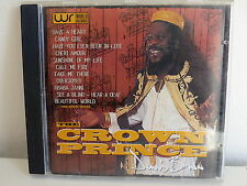 CD ALBUM DENNIS BROWN The crown Prince WRCD015