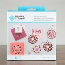 MARTHA STEWART CRAFTS CUT AND FOLD PUNCH ~ TULIP ~