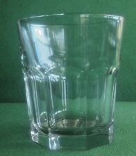 NEW-Four Libbey 15243 Duratuff Gibralter 12 Oz. Double Rocks Stackable Glasses