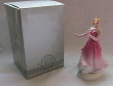 VINTAGE AVON PORCELAIN IMAGES OF HOLLYWOOD FIGURINE GINGER ROGERS 1984