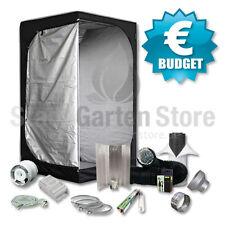 BUDGET Growbox komplettset 400 Watt Mammoth Lite 100 1x1x1,8m Billig Günstig