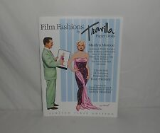 New 2012 First Edition Film Fashions by Travilla Paper Dolls Marilyn Monroe