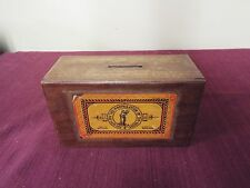 S.P.G. Missionary Box for Collection - Missionary Bank