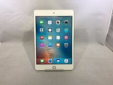 Apple iPad Mini 4 16GB Gold Touch ID WiFi Excellent Warranty