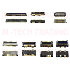 NEW FOR IPHONE 4 4G FULL 7PC FPC PLUG CONNECTORS PARTS FOR LOGIC MOTHER BOARD