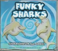 (312F) Shaka Johnson ft Daniel, Funky Sharks - DJ CD