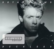 BRYAN ADAMS - RECKLESS - DELUXE EDITION - CD 2CD - NEW